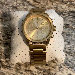 Diesel Women's Watch (Gold)